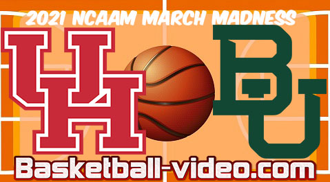 Houston vs Baylor Final Four 2021 NCAA March Madness Full Game & Highlights