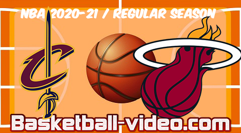 Cleveland Cavaliers vs Miami Heat Full Game Replay & Highlights 03.04.2021