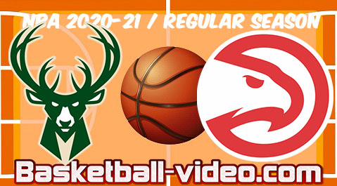 Milwaukee Bucks vs Atlanta Hawks Full Game Replay & Highlights April 15, 2021