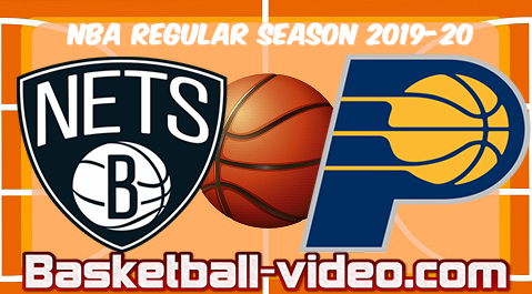 Brooklyn Nets vs Indiana Pacers Full Game & Highlights 10.02.2020