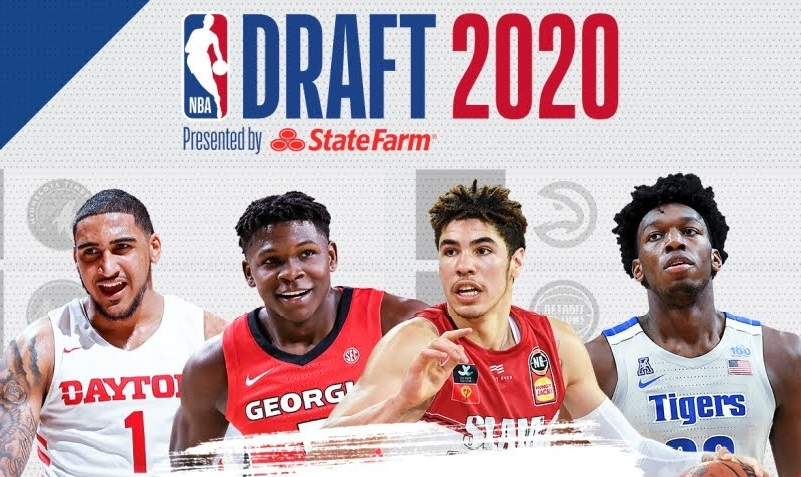 2020 NBA Draft Full Show Replay