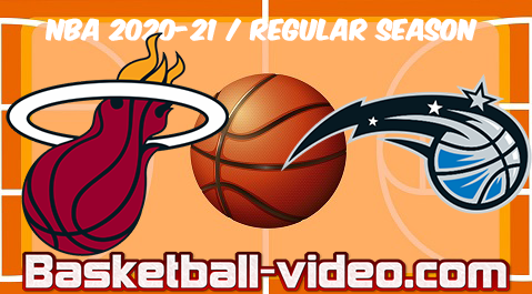 Miami Heat vs Orlando Magic Full Game & Highlights 14.03.2021
